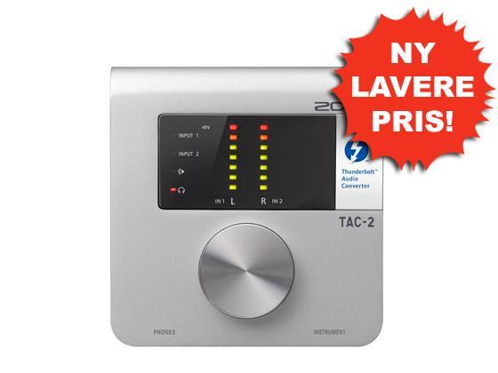 Zoom TAC-2 Thunderbolt Audio Interface / lydkort