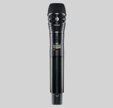 Shure AD2 Handheld Transmitter KSM8 Black (470-636MHz)