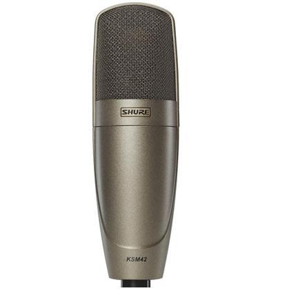 Shure KSM42/SG Condenser Vocal Mirophone