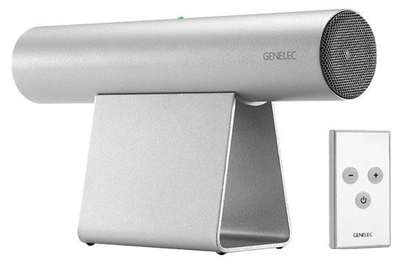 Genelec 6000A one way active stereo cylinder speaker