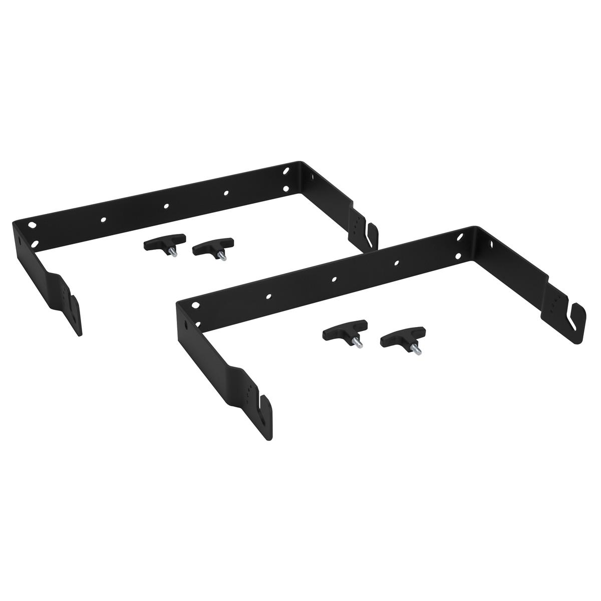 RCF 2 x horizontal bracket for ART 7 series 8in