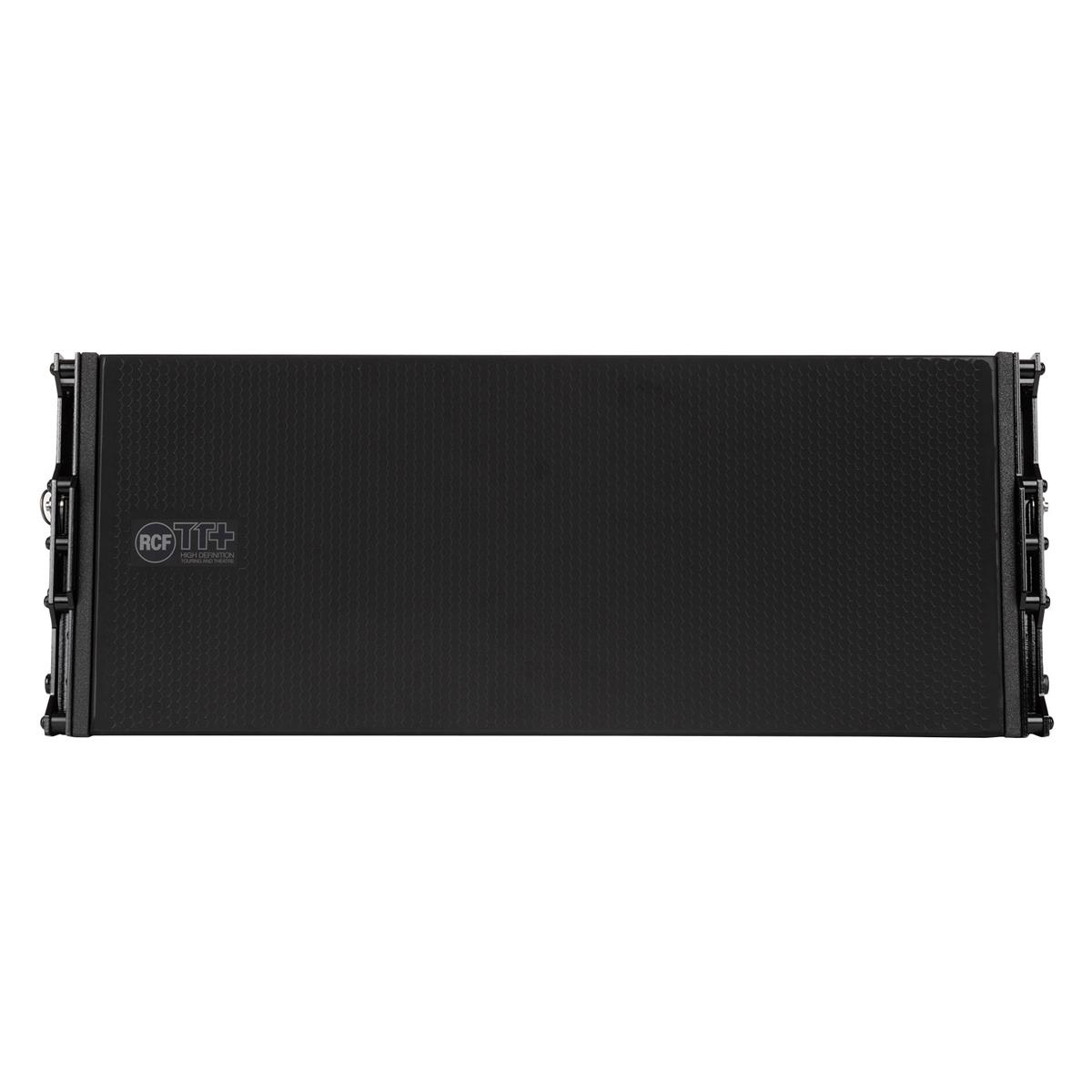 RCF Weather-proof 3-way line array 2x8in+8in+ 3x1in, biamp i