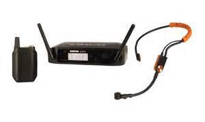 Shure GLXD14 headset system med SM31FH
