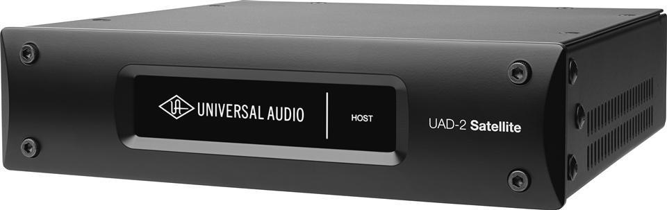 Universal Audio UAD-2 Satellite Quad Custom, Thunderbolt