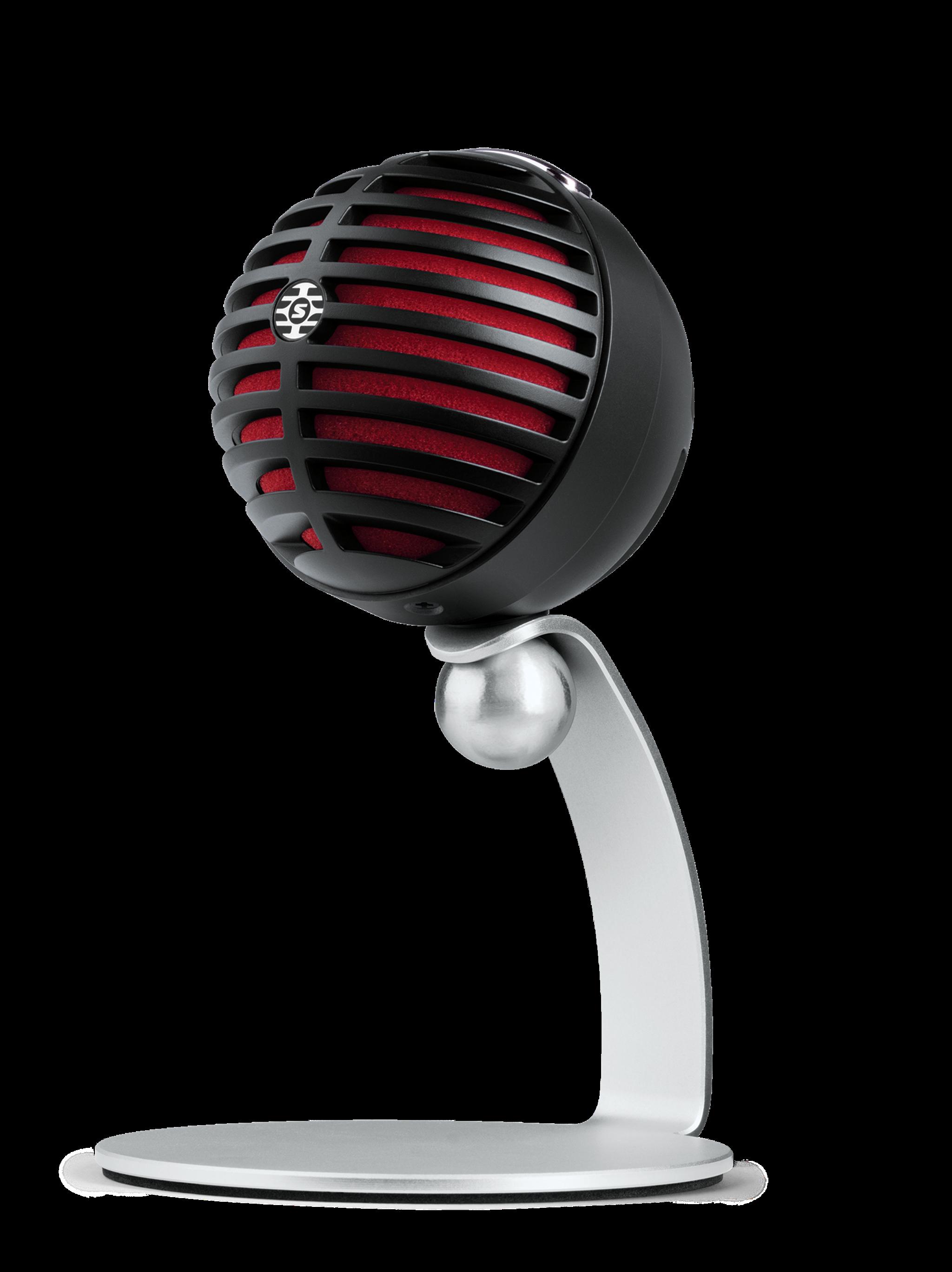 Shure MV5-A-B-LTG Digital condenser microphone black