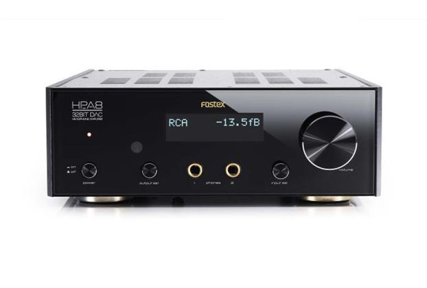 Fostex HP-A8C High Quality Headphone Amp/DAC