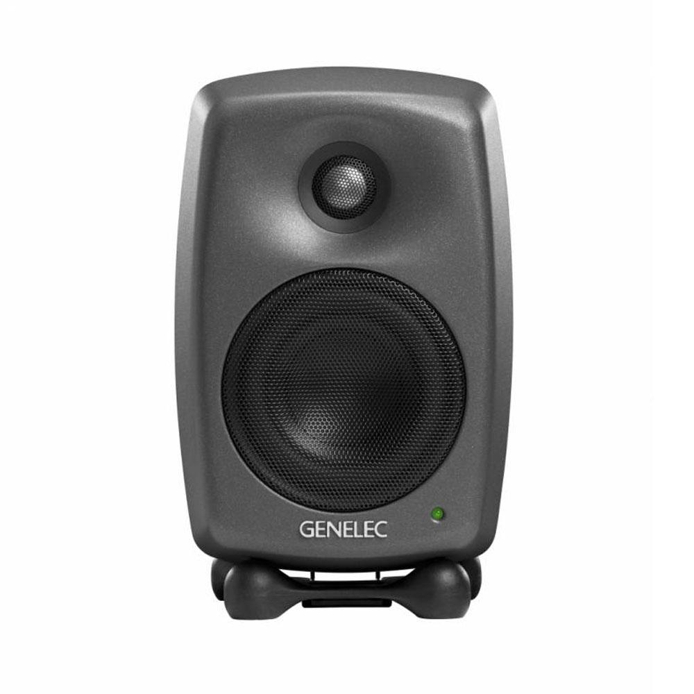 Genelec 8020DPM Aktiv Monitor 4in x2 50W XLR Antrasit