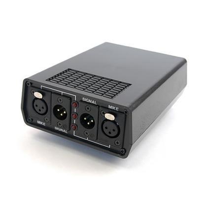 MILAB Phantom power 48V mains