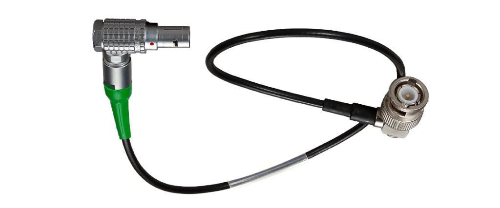 AMBIENT Cable BNC RA til Lemo 5-pin RA