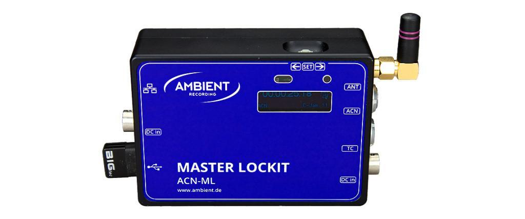 AMBIENT ACN Master Lockit