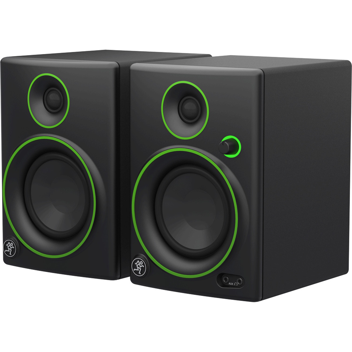 Mackie 4 in Creative Reference Multimedia Monitors (Pair)