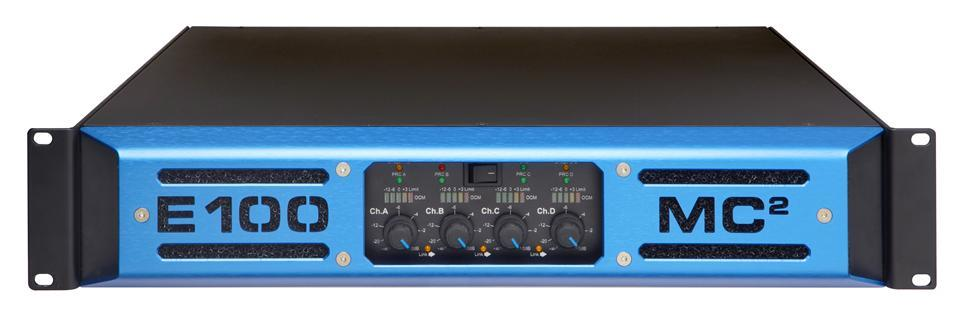 2500W channel quad amplifier