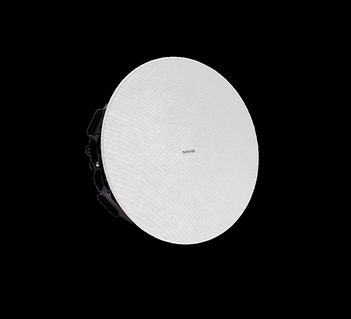 Shure takhøyttaler med nettverk 5,25-tommer Hvit