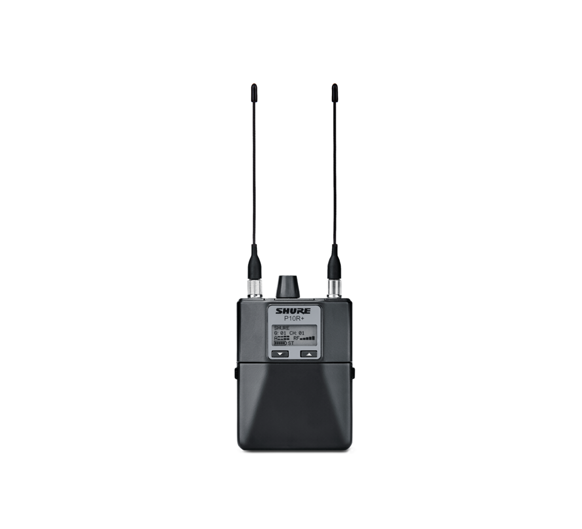 Shure P10R+ Bodypack Receiver Rechargeable