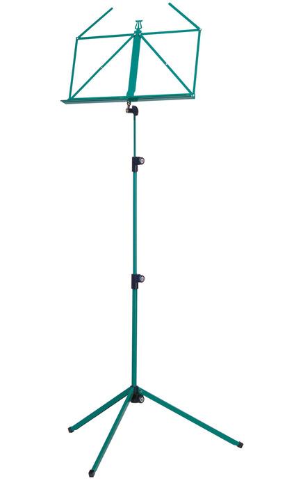 K&M 10010 Notestativ, grønn