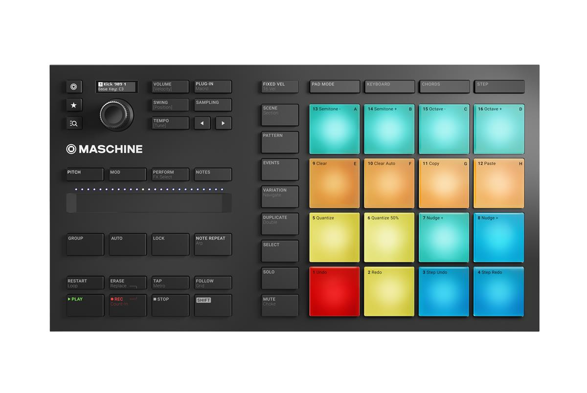 Native Maschine Mikro MK3 (25707)
