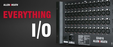 ALLEN & HEATH - EVERYTHING I/O