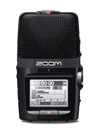Zoom H2n Handyrecorder