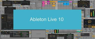 Ableton Live 10 er nå på lager!