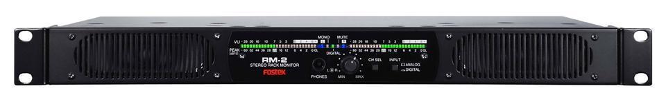 Fostex rackmonterbar 1U högtalare