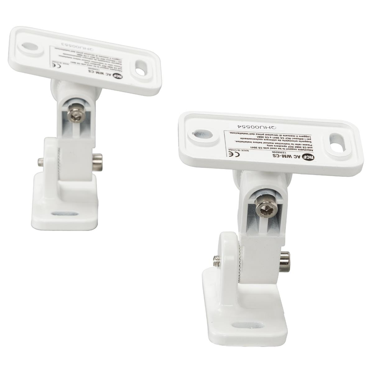RCF AC WM CS Pair of swivel mounting bracket for CS3041 and