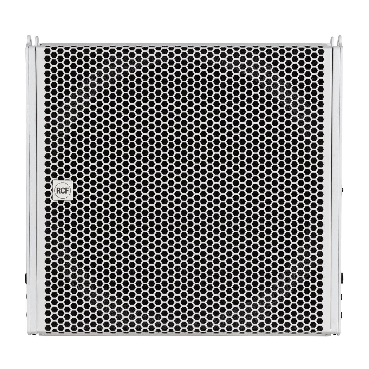 RCF Active line array subwoofer for HDL26, 15in, 2200 W, whi