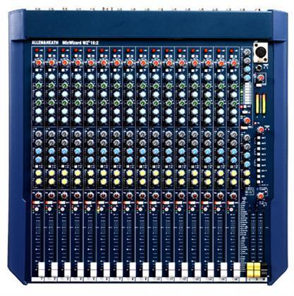 A&H WZ416:2 16 into 2 Live Mixer With Built In Effects