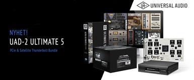 Universal Audio med ny lansering
