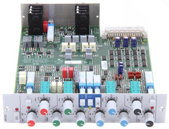 Solid State Logic XRack Stereo EQ Module