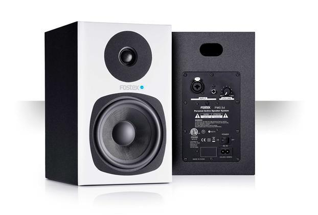 Fostex PM0.5d Active Studio Monitor White