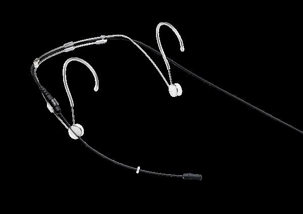 Shure DuraPlex DH5B Headset Omni LEMO Black