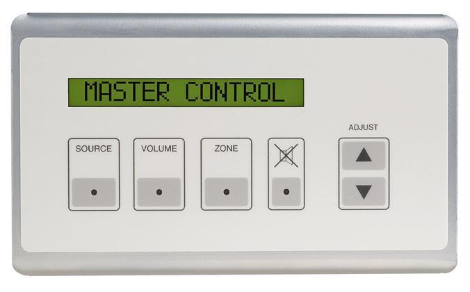 La Audio master controller
