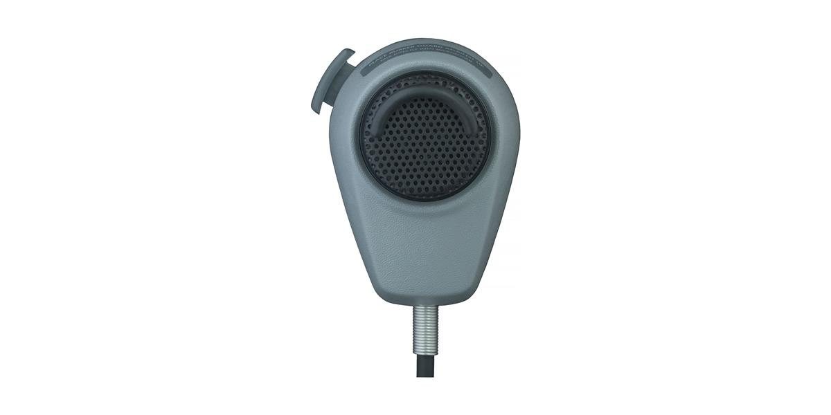 Shure 577B commando microphone dynamic noise cancelling