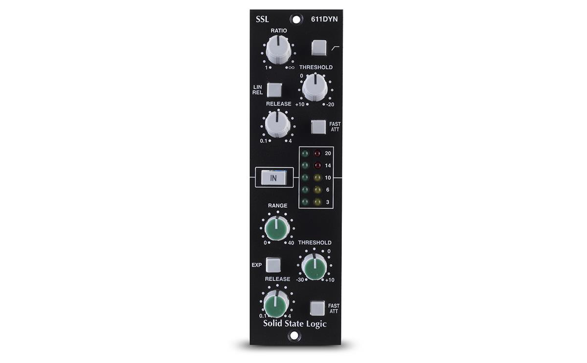 Solid State Logic E Series Dynamics for 500-series