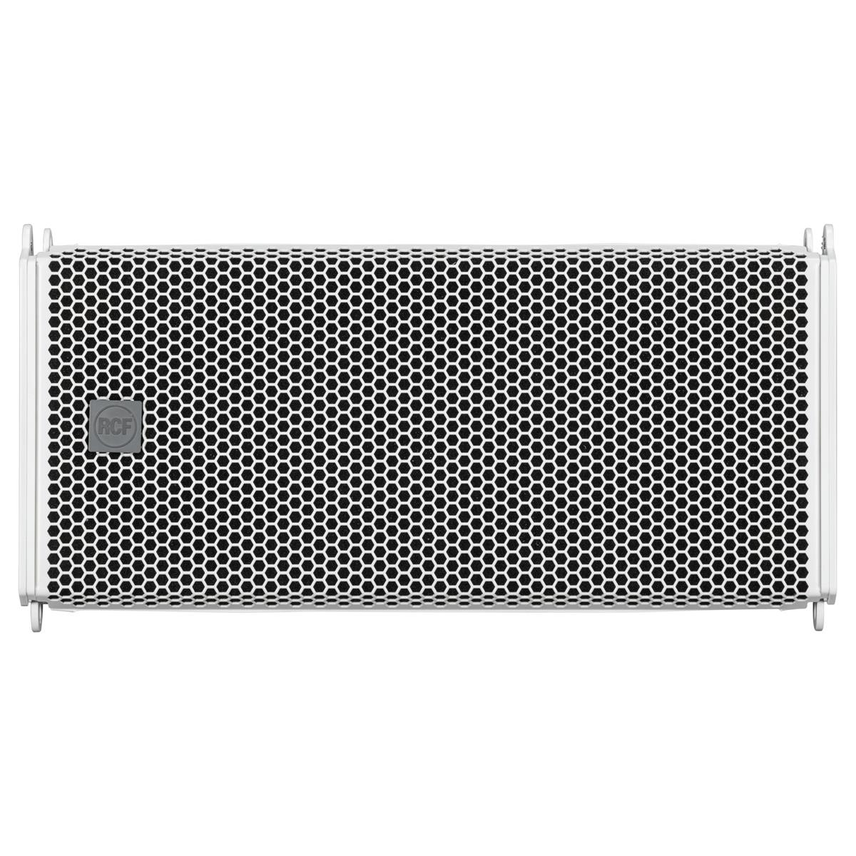 RCF Active 2-way line array module 2x6,5in + 1in White