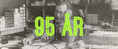 Shure firar 95 år