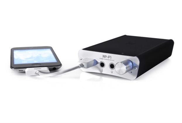 Fostex HP-P1 Portabel Headphone Amp/DAC for iphone/ipod