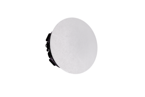 Shure Networked Ceiling Loudspeaker, 5.25 inch, White Finish