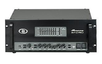 Ampeg SVT2PRO 300W rørtopp rackmount