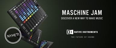 Native Instruments MACHINE JAM