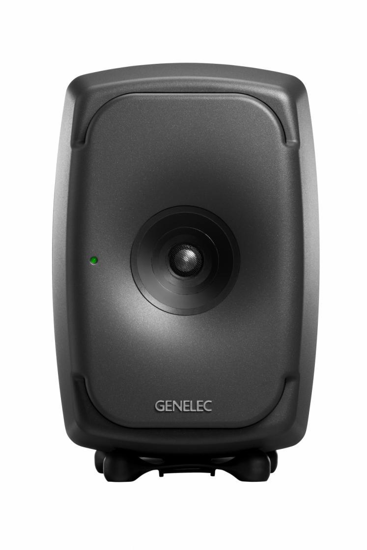Genelec 8341AP SAM Aktiv Monitor 3 veis koaksial Antrasitt