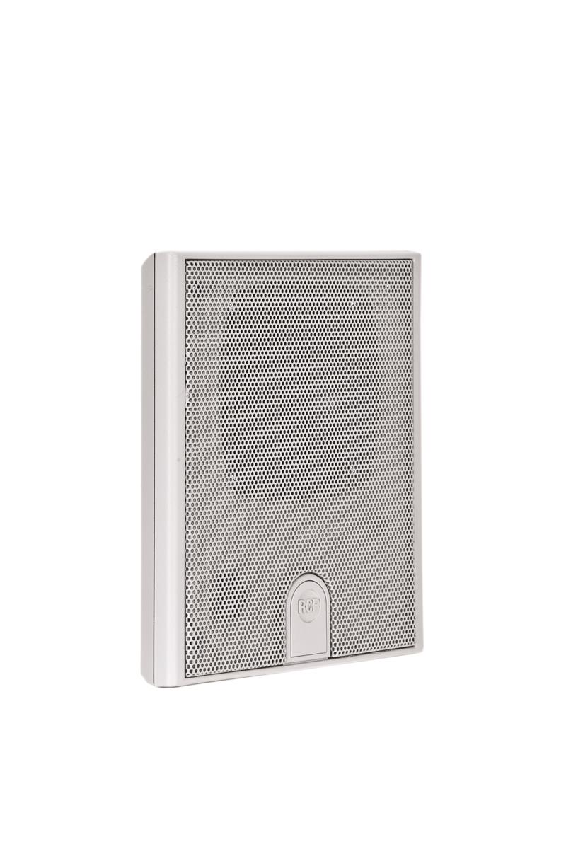 RCF DU 31AT 2 way in-wall mounting speaker 6W 100V, with vol