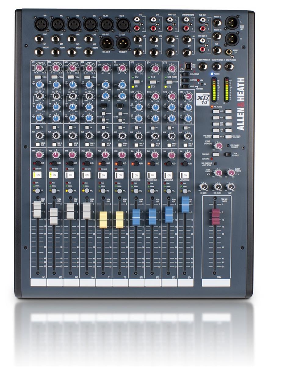 A&H XB14 Broadcast Mixer