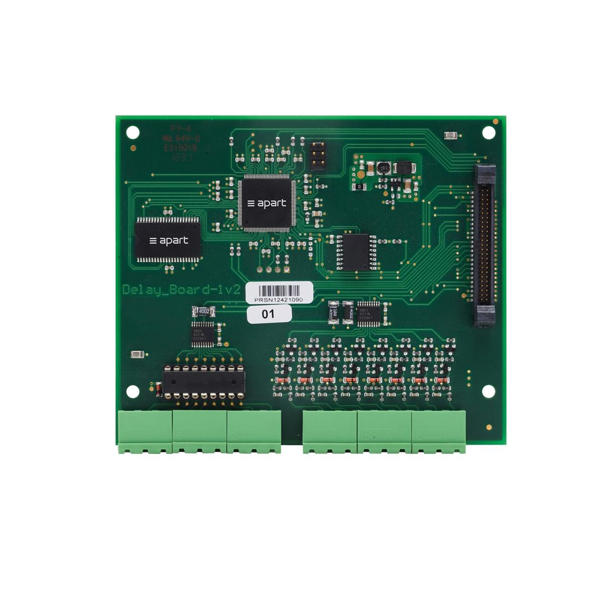 Apart Featurepack for Audiocontrol 12-8