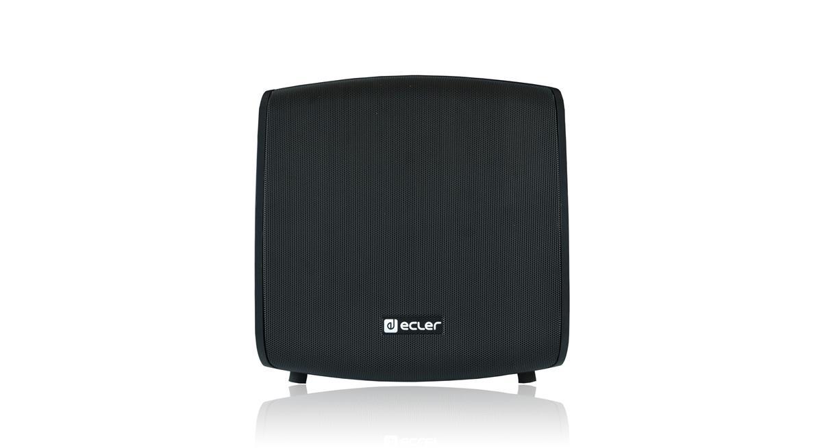Ecler eMOTUS 8 Loudspeaker 100W IP65 8in Black