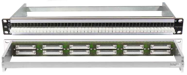 Ghielmetti CSF 1x48 AV 3/1 D25S ff Standard pinout