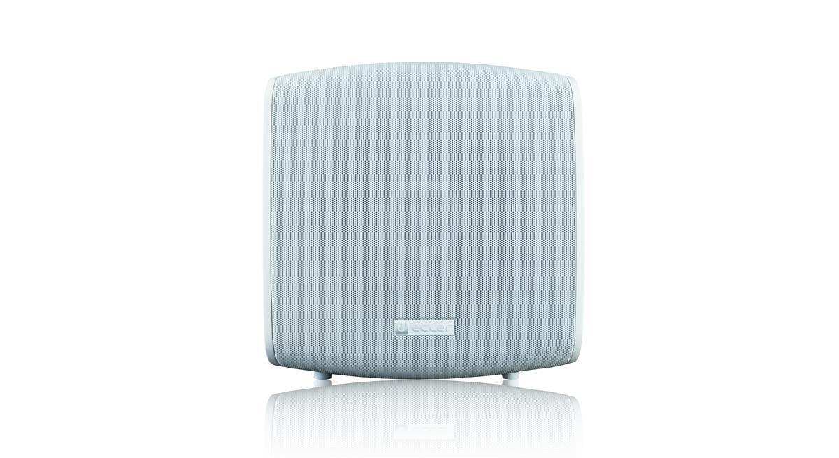 Ecler eMOTUS 8 Loudspeaker 100W IP65 8in White