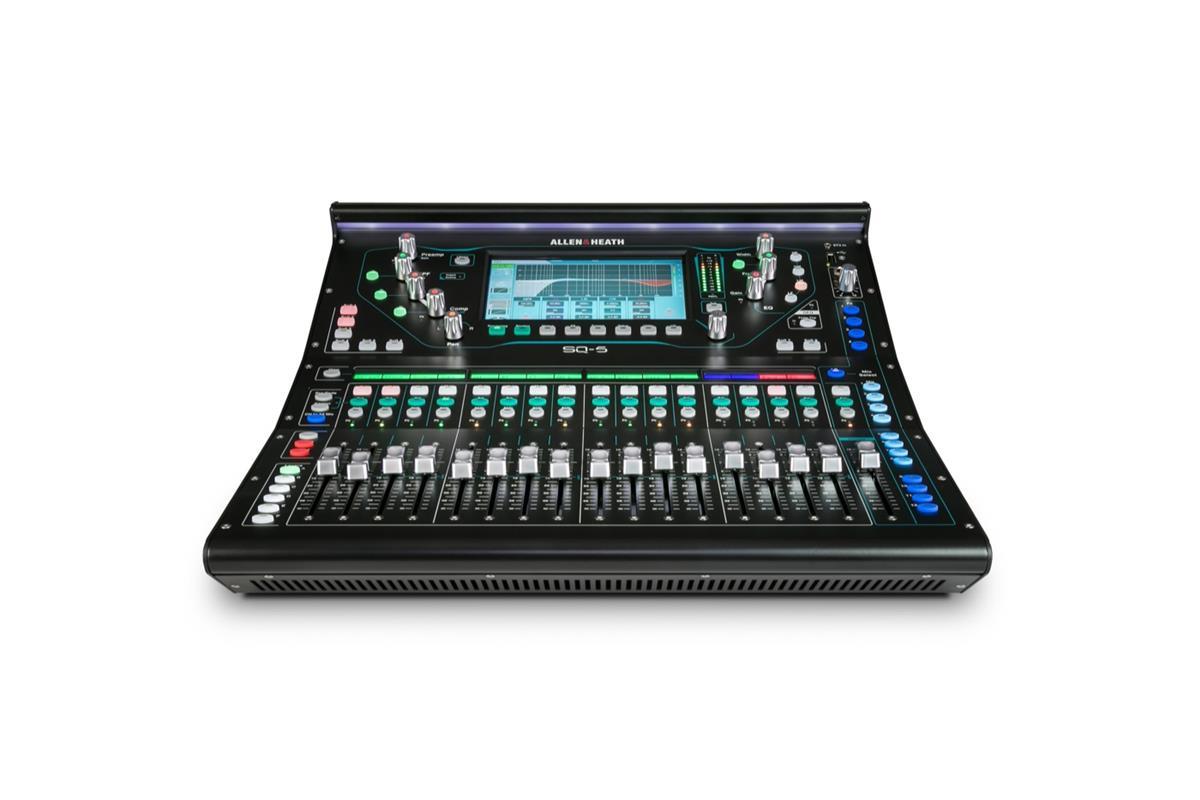 A&H SQ-5X Digital Mixer