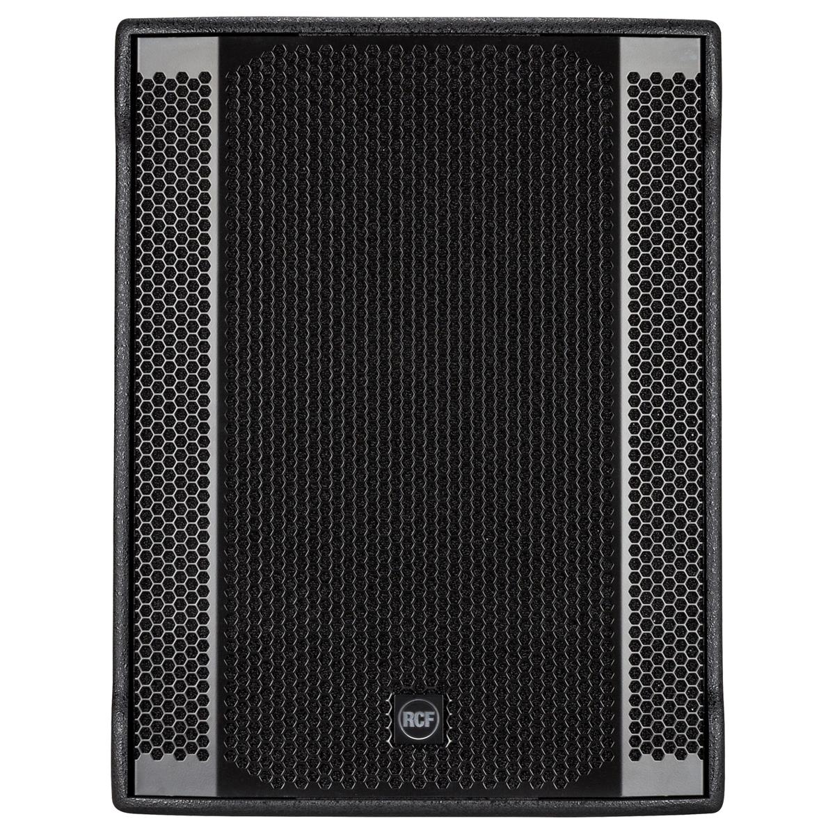 RCF 18in Bass Reflex Active Subwoofer, 700Wrms, 1400peak
