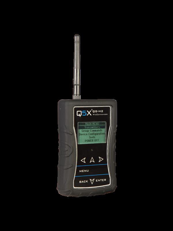 Quantum5X QG-H2 MicCommander Remote